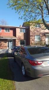 Clayton Park 3 bed 3level townhouse  $1350 +utilities inc. water