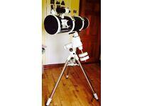 Telescope Skywatcher 200PDS HEQ5 PRO + Accessories