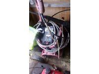 Petrol pressure washer - repair (might swap)