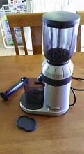 Sunbeam cafe series burr grinder em0480 good working condition Burra Queanbeyan Area Preview