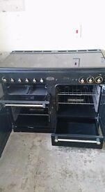 Rangemaster 110 natural gas oven