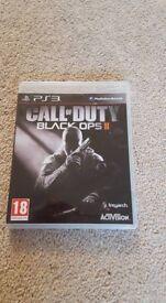 PS3 CALL OF DUTY - BLACK OPS II
