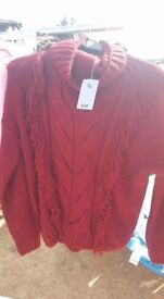 Ladies jumper brand new with tags