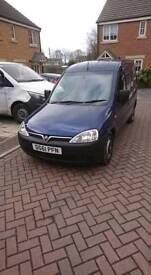 Vauxhall combo van NO VAT!!!