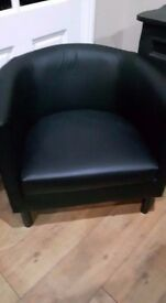 large heavy arm chair feature chair extra seating