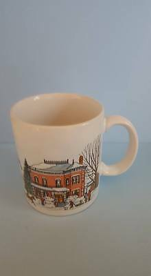 - Otagiri Advantage Collection Mug Christmas in the Village by Stanley Papel;China
