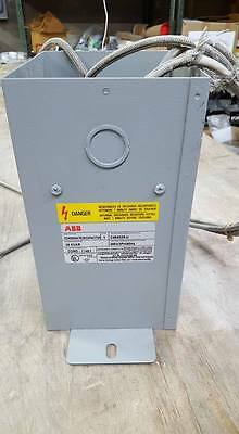 Abb C484g25-u Power Factor Capacitor 25kvar 480v 3ph 60hz W224