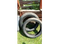 2X KONKORD TYRES ,WILL REMOVE AD WHEN SOLD