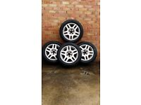 Alloy Wheels Vw/ Audi A3 16""