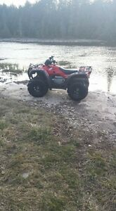 06 Honda fourtrax
