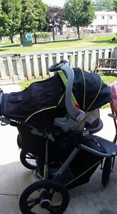 Baby Trend Car seat/Stroller Combo