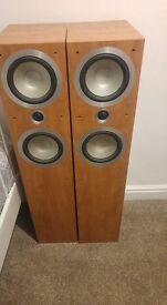 Tannoy Mercury 4v speakers