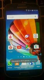 SAMSUNG GALAXY S4 NORMAL WEAR AND TEAR 16GB ON 3 NETWORK