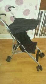 Hauck buggy push chair