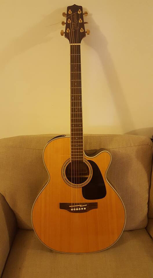 Electro Acoustic Guitar Takamine for sale