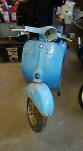 Wanted - old Vespa or Allstate motorscooter project