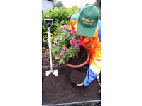 Screened compost/topsoil/soil improver