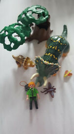 Playmobil Triceratops & Baby