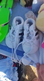 Baby addidas trainers