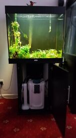 JUWEL LIDO 200LT AQUARIUM/ FISH TANK