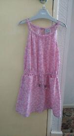 NEXT girls summer dress