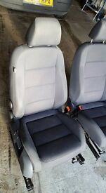 MK5 Golf GT TDI Seats, Good Condition, Recaro Bucket Type. Original VW Seats. Cheap! Ideal Upgrade