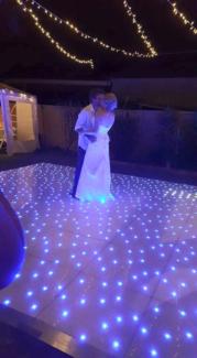 Starlight Dance Floor $950.00 Special