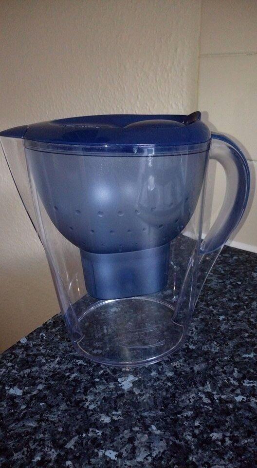 BRITA Marella XL Water Filter Jug, Blue