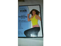 Exercise mat & walking/exercise dvd.THIS IS FREE
