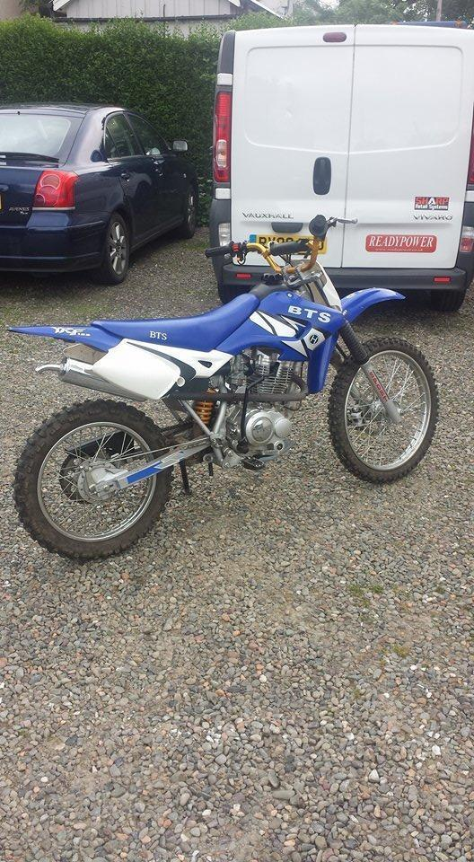 125 Dirt Bike For Sale In Broxburn West Lothian Gumtree