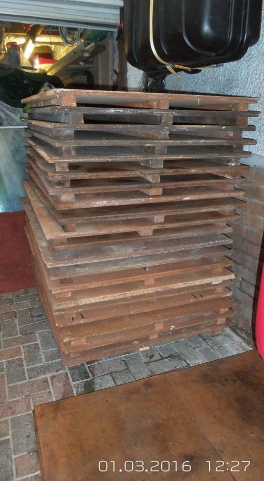 Wooden Raised Flooring Panels Caravan Awning Flooring Shed