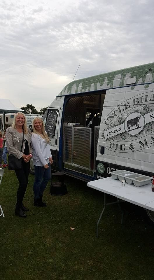 Mobile Pie and Mash van, complete business for sale £6000 o.n.o