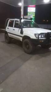 2001 TOYOTA LANDCRUISER Campbellfield Hume Area Preview