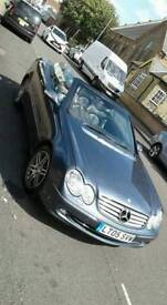 Mercedes convertible 240 elegance