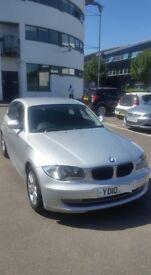 BMW 1 series, 118d, 2010