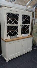 Beautiful large shabby chic dresser