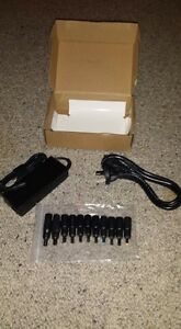 *BRAND NEW* Universal Laptop Charger Adapter with 10 Connectors Wallsend Newcastle Area Preview