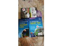 Official DSA theory test book & CD for LGV Drivers
