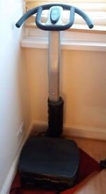 Exercise power plate vibration plate