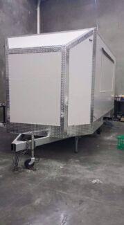 Mobile food vans & food trucks  Perth CBD Perth City Preview