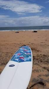 """7'6"""" Surfboard Mooloolaba Maroochydore Area Preview"""