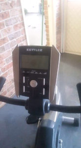 Kettler Paso 307r excercise bike Oxley Vale Tamworth City Preview