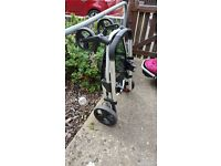 Mothercare push chair/travel system (Plum) for sale