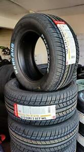 215/50R13 NANKANG OLD SCHOOL TYRES WITH WHITE LETTERING $125.00 EACH BRISBANE!