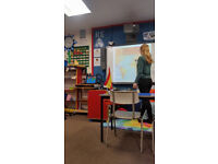 Private Spanish lessons available from qualified teacher with experience of children and adults