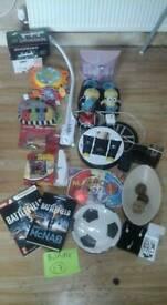 Bundle of items