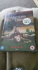 The Vampire Diaries SOLD