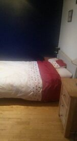 one double bedroom for single person in a shared house in broxburn