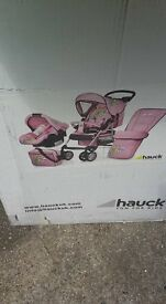 Hauck Birth To 13 Kg Travel System