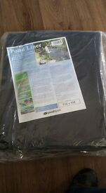 new pond liner 6x4mtrs